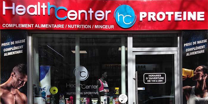 Complements alimentaires Paris