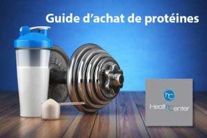 Achat de protéines