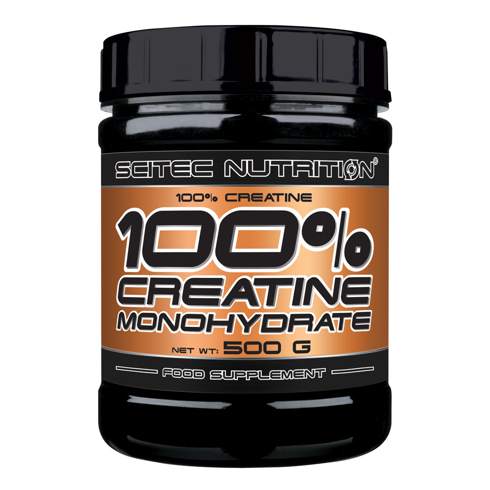 100% Creatine Monohydrate - Health Center Paris